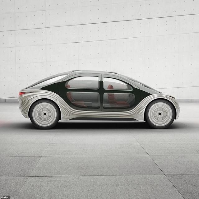 Đột phá công nghệ xe điện không người lái: Trung Quốc tung xương sống, năm 2023 bắt đầu xuất xưởng - Ảnh 1.