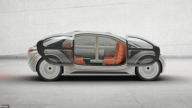Đột phá công nghệ xe điện không người lái: Trung Quốc tung xương sống, năm 2023 bắt đầu xuất xưởng - Ảnh 2.