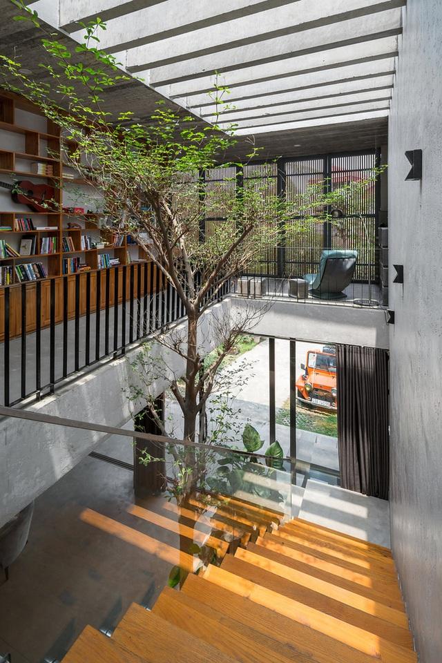 Xây nhà 2,5 tỷ với vật liệu hoàn thiện từ 100% bê tông, cặp vợ chồng khiến người bạn nước ngoài thích thú phải thuê ngay một phòng - Ảnh 5.