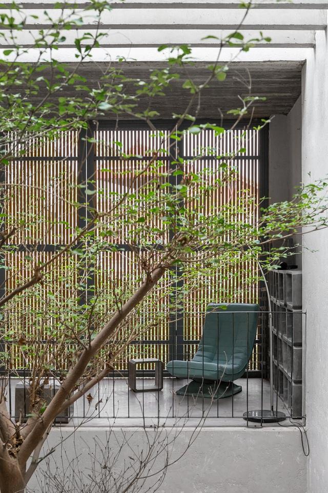 Xây nhà 2,5 tỷ với vật liệu hoàn thiện từ 100% bê tông, cặp vợ chồng khiến người bạn nước ngoài thích thú phải thuê ngay một phòng - Ảnh 6.
