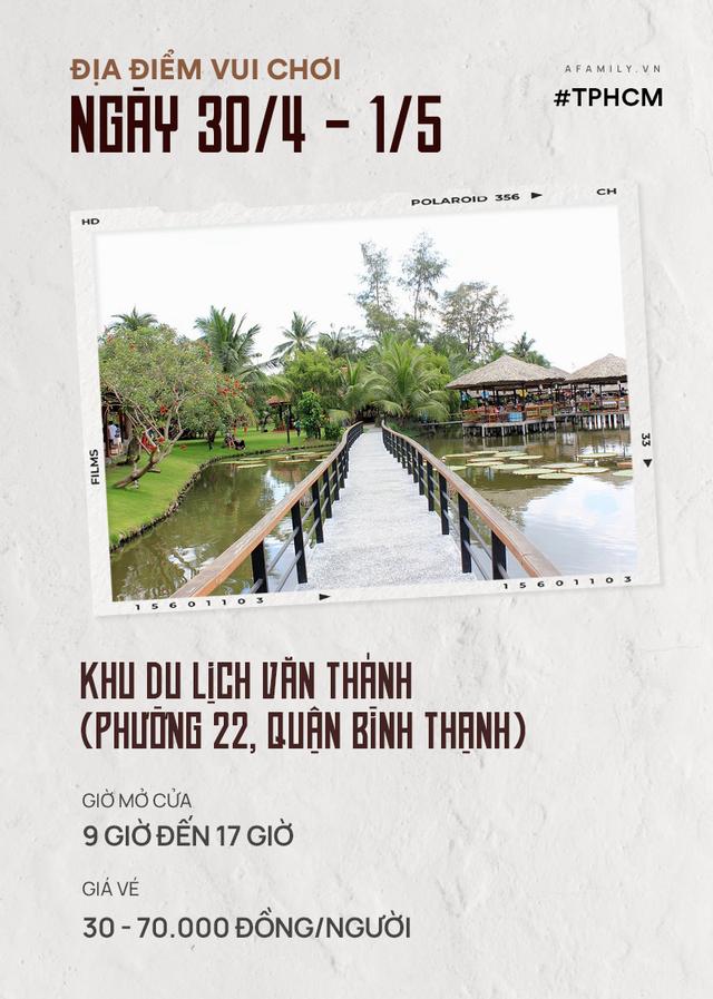 Nghỉ lễ 30/4: Giá vé vào cửa của 7 địa điểm vui chơi ở Hà Nội và Sài Gòn, có nơi còn miễn phí - Ảnh 6.