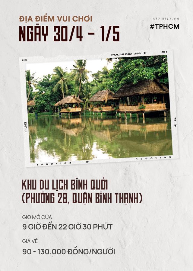 Nghỉ lễ 30/4: Giá vé vào cửa của 7 địa điểm vui chơi ở Hà Nội và Sài Gòn, có nơi còn miễn phí - Ảnh 7.