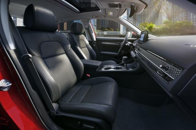 Honda Civic 2022 trình làng: Thiết kế mới từ trong ra ngoài, cải thiện cảm giác lái - Ảnh 9.