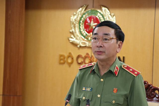 27 tướng lĩnh, sỹ quan công an ứng cử đại biểu Quốc hội khóa mới - Ảnh 2.