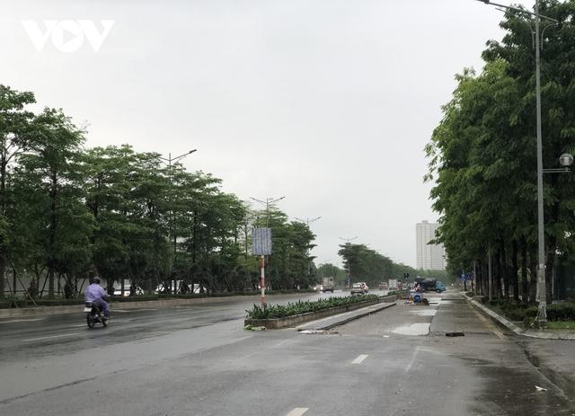 Đường nghìn tỷ ở Hà Nội vừa xong, mặt đường đã bị bóc lên gây lãng phí - Ảnh 1.