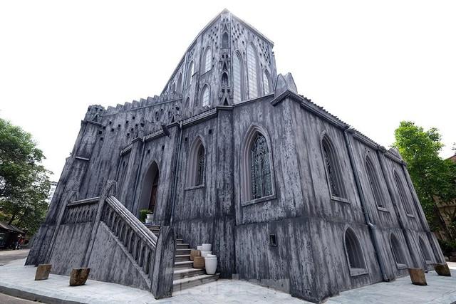 Nhà thờ Lớn Hà Nội trước ngày khoác áo mới  - Ảnh 11.
