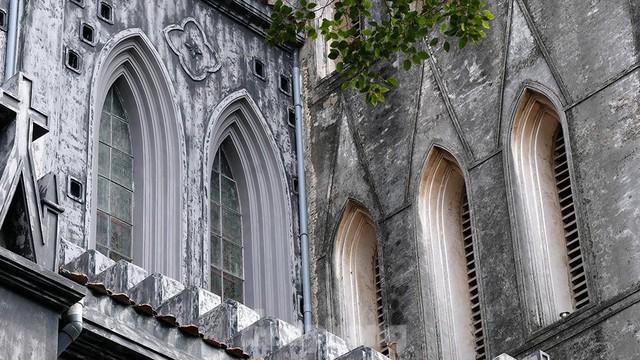 Nhà thờ Lớn Hà Nội trước ngày khoác áo mới  - Ảnh 6.