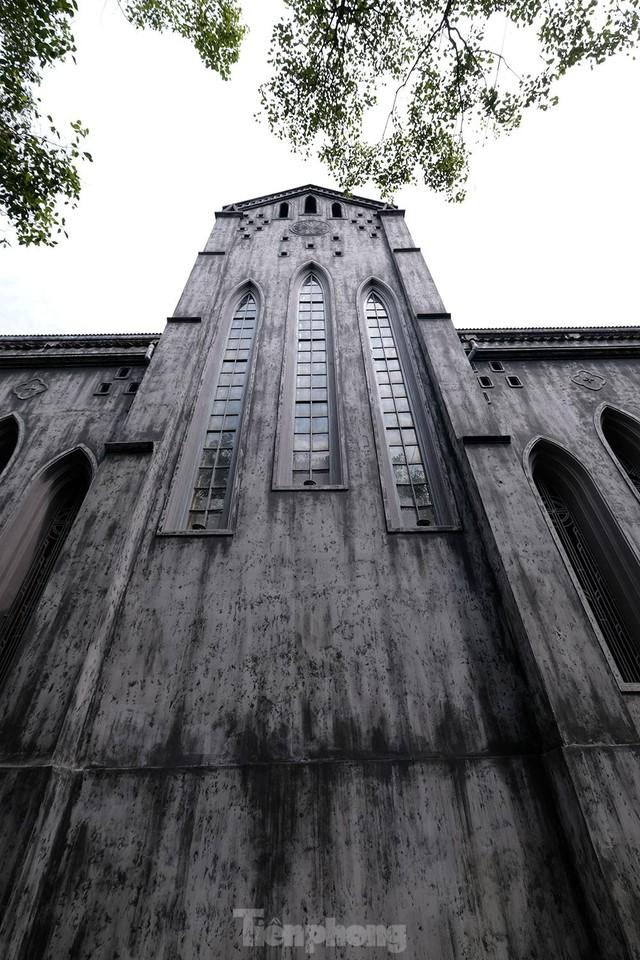 Nhà thờ Lớn Hà Nội trước ngày khoác áo mới  - Ảnh 7.