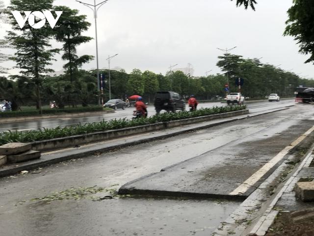 Đường nghìn tỷ ở Hà Nội vừa xong, mặt đường đã bị bóc lên gây lãng phí - Ảnh 8.