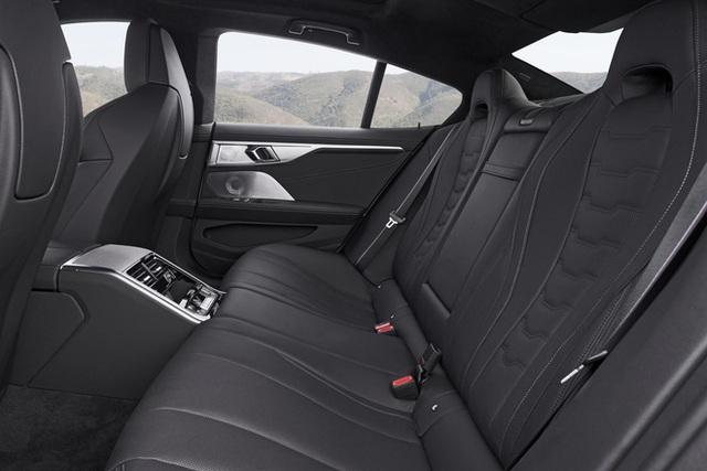 BMW 8-Series đầu tiên về Việt Nam: Giá gần 7 tỷ, to ngang 7-Series nhưng khác biệt hoàn toàn, đấu Porsche Panamera - Ảnh 9.