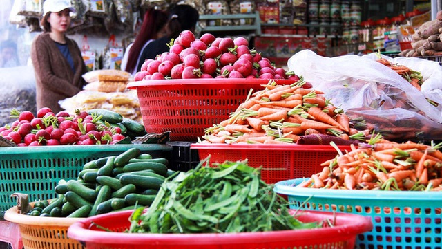 5 loại thực phẩm sạch chứa lượng thuốc trừ sâu ít đến mức kinh ngạc, bán đầy ngoài chợ nhưng người Việt ít để tâm - Ảnh 1.