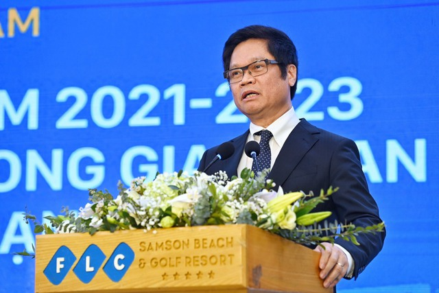Bộ trưởng Bộ VHTTDL Nguyễn Ngọc Thiện: Khi dịch Covid-19 được kiểm soát phải mất thêm 2 năm nữa để du lịch tăng trưởng trở lại - Ảnh 2.