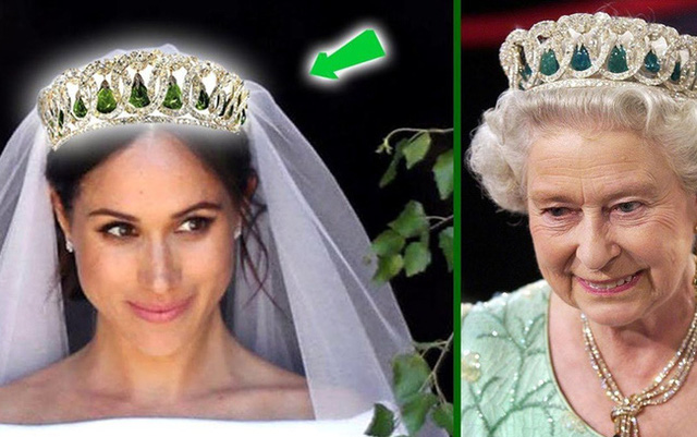 Trong khi chị dâu Kate được khen ngợi sau 10 năm làm dâu, Meghan Markle muối mặt vì bị bóc trần lý do không được dùng trang sức hoàng gia - Ảnh 2.