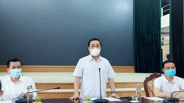Phát hiện 2 ca dương tính SARS-CoV-2 trong công ty có hàng ngàn người ở Hà Nội  - Ảnh 2.