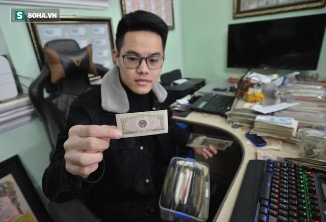 Gia tài khủng 1 triệu tờ tiền cổ cực độc của 9X Hà Thành, đổi 1 tờ lấy được cả Honda SH - Ảnh 8.