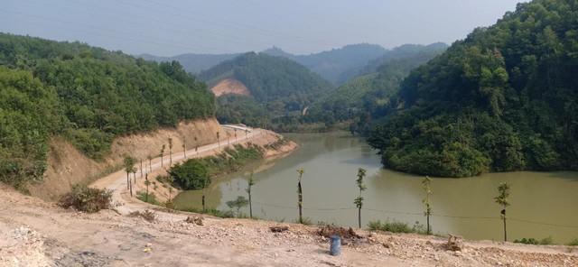 Rộ các dự án xây chui, bán lúa non ở Hòa Bình - Ảnh 1.