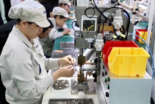 Vốn FDI đổ mạnh vào Việt Nam - Ảnh 1.