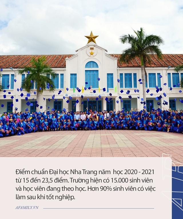 Ngôi trường có khuôn viên đẹp nhất Việt Nam, 4 mùa hoa nở, học phí siêu thấp mà sinh viên đi học ngày nào cũng ngỡ lạc vào resort - Ảnh 14.