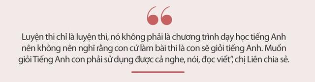 Bà mẹ ở Hà Nội dạy tiếng Anh cho con đạt IELTS 7.5 từ lớp 9: Trẻ học ngoại ngữ trong giai đoạn 5-10 tuổi là dễ nhất! - Ảnh 3.