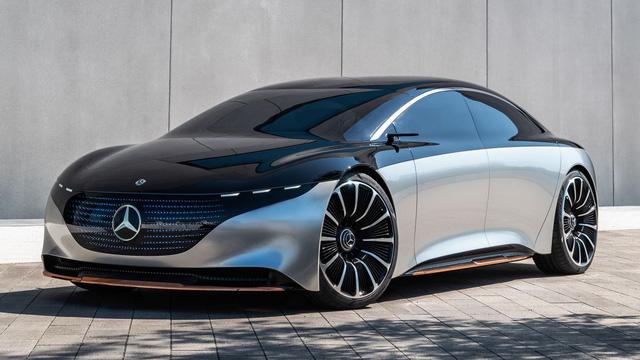 Siêu phẩm xe điện EQS của Mercedes-Benz tiếp tục lộ thông số: chạy gần 800 km cho một lần sạc - Ảnh 1.
