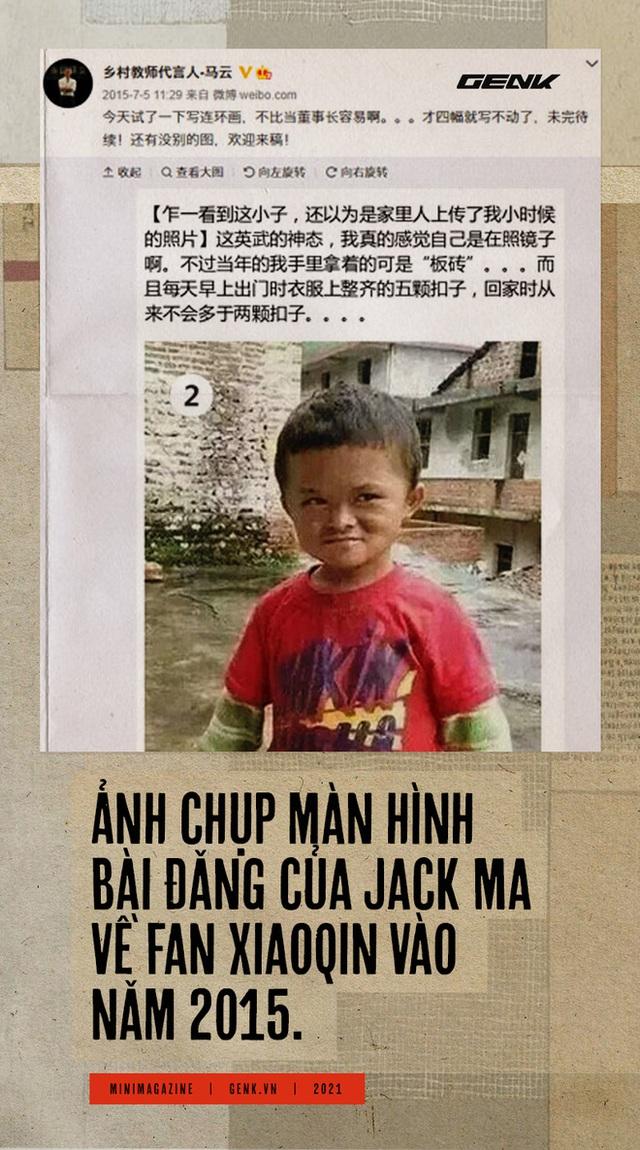 Câu chuyện về Tiểu Jack Ma - cậu bé tội nghiệp bị sự nổi tiếng xé nát cả tuổi thơ - Ảnh 1.