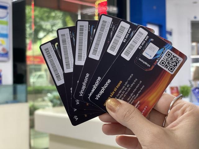 Bốc hơi hơn 30 triệu đồng trong thẻ tín dụng vì chiêu lừa nâng cấp sim 4G - Ảnh 1.
