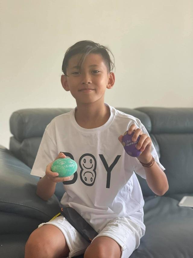 Hội Alpha Kid con nhà gia thế khủng showbiz Việt bé nào chân cũng dài miên man, tất cả là nhờ cha mẹ cho tập môn thể thao này - Ảnh 14.