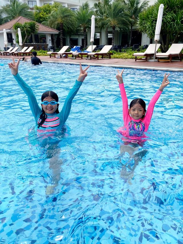 Hội Alpha Kid con nhà gia thế khủng showbiz Việt bé nào chân cũng dài miên man, tất cả là nhờ cha mẹ cho tập môn thể thao này - Ảnh 20.
