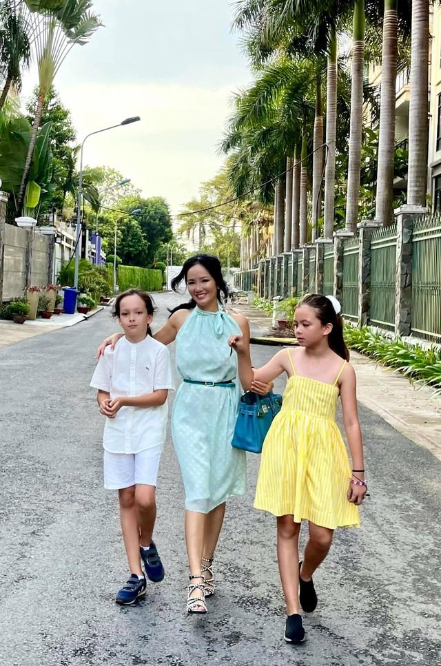 Hội Alpha Kid con nhà gia thế khủng showbiz Việt bé nào chân cũng dài miên man, tất cả là nhờ cha mẹ cho tập môn thể thao này - Ảnh 9.