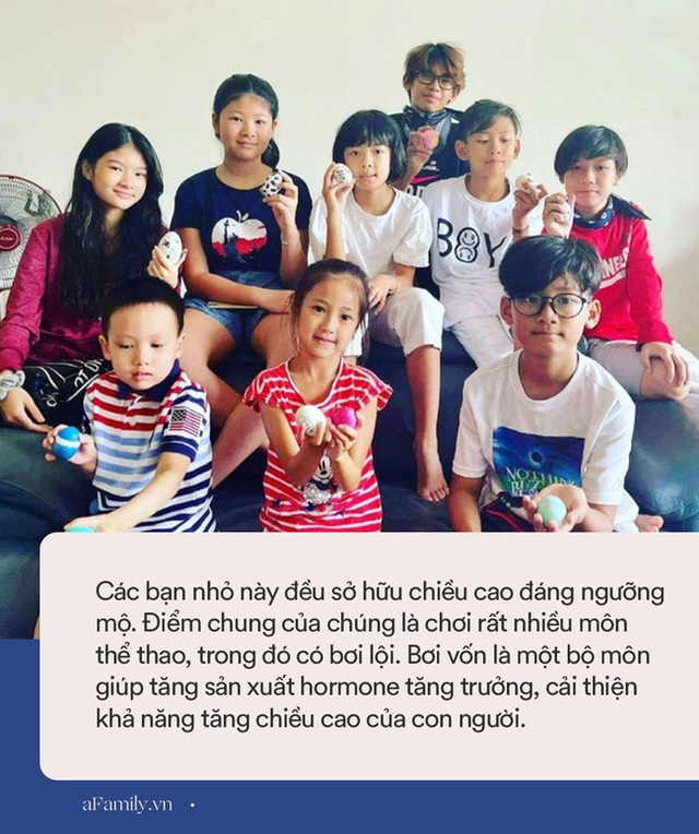 Hội Alpha Kid con nhà gia thế khủng showbiz Việt bé nào chân cũng dài miên man, tất cả là nhờ cha mẹ cho tập môn thể thao này - Ảnh 10.