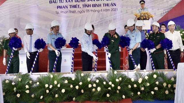 """Triển khai xây dựng sân bay, cao tốc, bất động sản Phan Thiết đang dần """"nóng"""" trở lại - Ảnh 2."""
