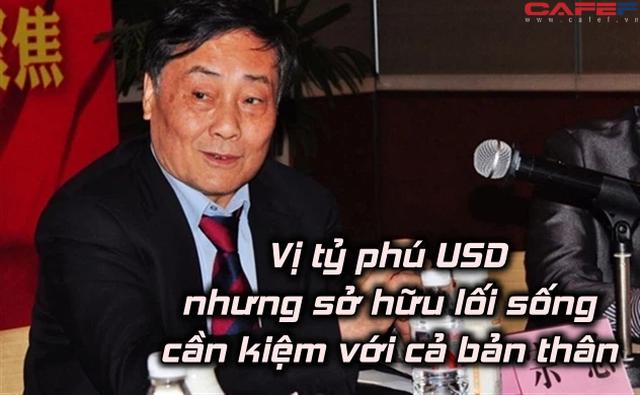3 lần trở thành người giàu nhất Trung Quốc nhưng người đàn ông này chỉ tiêu không quá 1 triệu/tháng: Lý do khiến nhiều người hổ thẹn - Ảnh 1.