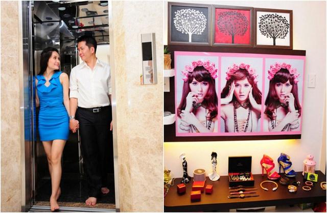 Em gái Lý Hải giàu có mức nào mà chịu chi 140 tỷ VNĐ để mời NTK Thái Công tân trang nhà: Được chồng đại gia chiều không tiếc thứ gì, biệt thự lộng lẫy như cung điện - Ảnh 11.