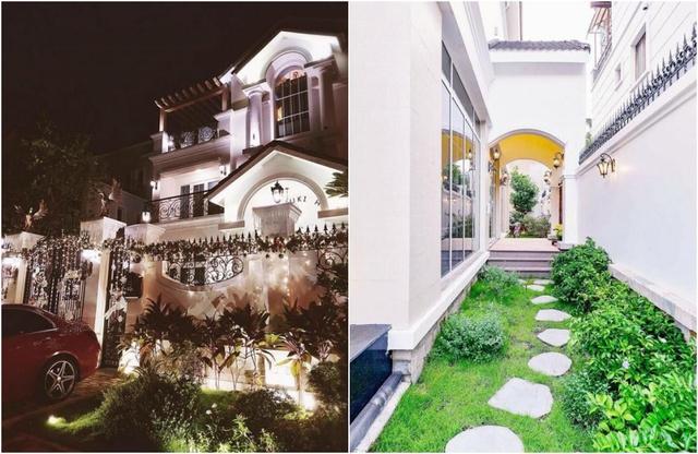 Em gái Lý Hải giàu có mức nào mà chịu chi 140 tỷ VNĐ để mời NTK Thái Công tân trang nhà: Được chồng đại gia chiều không tiếc thứ gì, biệt thự lộng lẫy như cung điện - Ảnh 4.