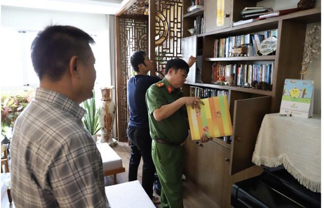Khám xét 9 địa điểm, bắt Tổng Giám đốc Công ty Phúc Lâm  - Ảnh 3.