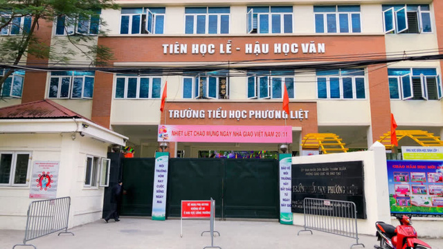 Top 7 trường tiểu học đạt chuẩn quốc gia tại quận Thanh Xuân: Trường khang trang, chất lượng học tập là điều thu hút phụ huynh nhất - Ảnh 7.