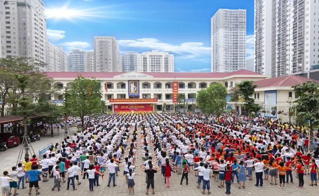 Top 7 trường tiểu học đạt chuẩn quốc gia tại quận Thanh Xuân: Trường khang trang, chất lượng học tập là điều thu hút phụ huynh nhất - Ảnh 3.