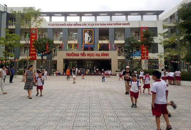 Top 7 trường tiểu học đạt chuẩn quốc gia tại quận Thanh Xuân: Trường khang trang, chất lượng học tập là điều thu hút phụ huynh nhất - Ảnh 2.