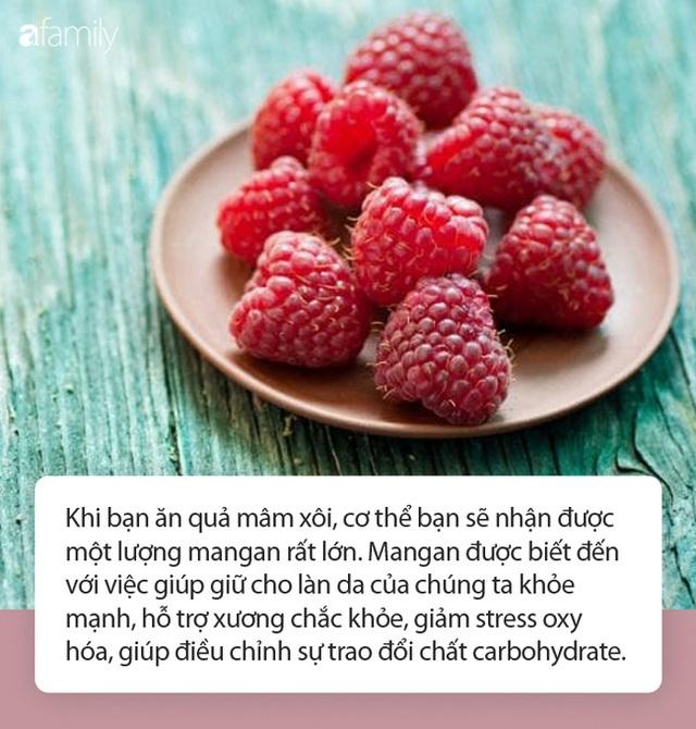 Loại trái cây nhập khẩu thì đắt đỏ nhưng lại mọc hoang đầy ở Việt Nam nếu sáng nào cũng ăn thì cơ thể nhận được 5 lợi ích không tưởng - Ảnh 3.