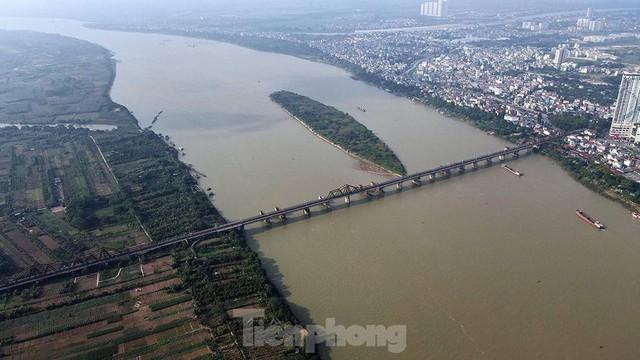 Cận cảnh những lô đất đắc địa nằm trong quy hoạch sông Hồng - Ảnh 5.