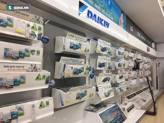 Điều hòa Casper, Panasonic, Daikin... đồng loạt giảm giá sâu tới 50%, có mẫu chỉ hơn 3 triệu - Ảnh 5.