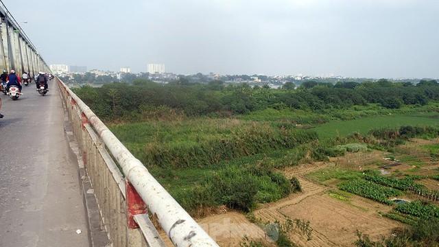 Cận cảnh những lô đất đắc địa nằm trong quy hoạch sông Hồng - Ảnh 6.
