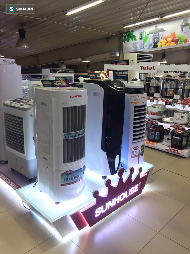 Điều hòa Casper, Panasonic, Daikin... đồng loạt giảm giá sâu tới 50%, có mẫu chỉ hơn 3 triệu - Ảnh 6.