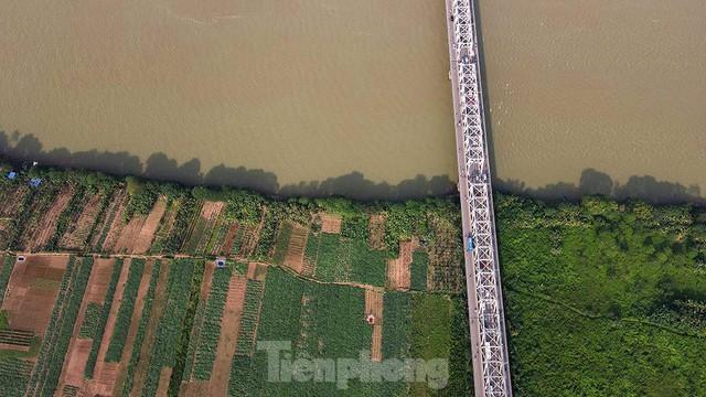 Cận cảnh những lô đất đắc địa nằm trong quy hoạch sông Hồng - Ảnh 8.