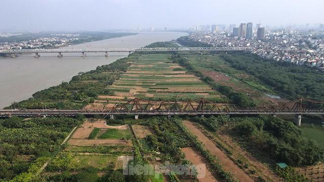 Cận cảnh những lô đất đắc địa nằm trong quy hoạch sông Hồng - Ảnh 9.