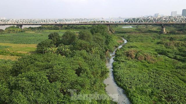 Cận cảnh những lô đất đắc địa nằm trong quy hoạch sông Hồng - Ảnh 10.
