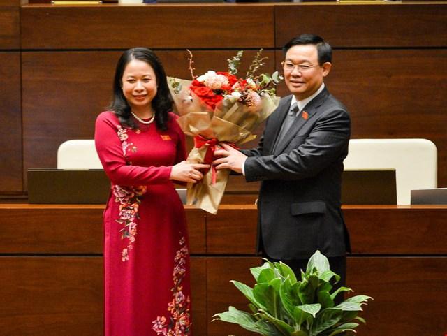 Đương kim Thủ tướng được bầu làm Chủ tịch nước và những điểm đặc biệt trong kỳ họp cuối cùng của Quốc hội khóa XIV - Ảnh 17.