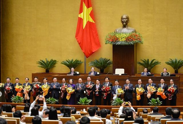 Đương kim Thủ tướng được bầu làm Chủ tịch nước và những điểm đặc biệt trong kỳ họp cuối cùng của Quốc hội khóa XIV - Ảnh 20.