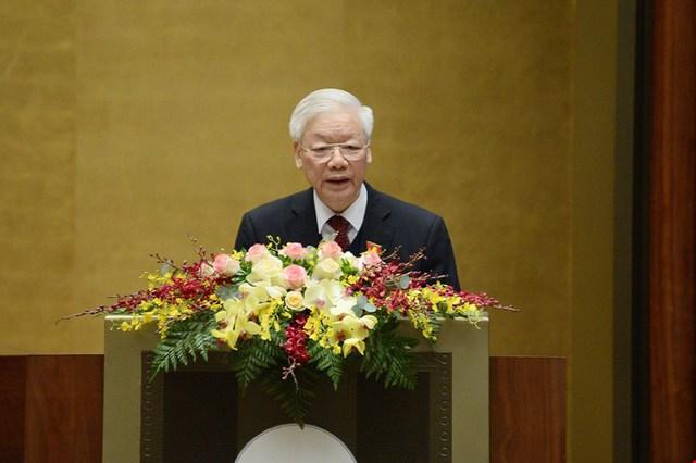 Đương kim Thủ tướng được bầu làm Chủ tịch nước và những điểm đặc biệt trong kỳ họp cuối cùng của Quốc hội khóa XIV - Ảnh 2.