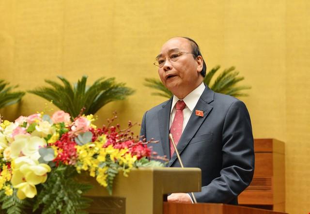 Đương kim Thủ tướng được bầu làm Chủ tịch nước và những điểm đặc biệt trong kỳ họp cuối cùng của Quốc hội khóa XIV - Ảnh 3.